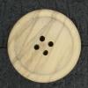 Ref001886 Botón Redondo en colores marron y  madera y  beige