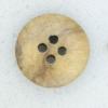 Ref001916 Botón Redondo en colores marron y  madera