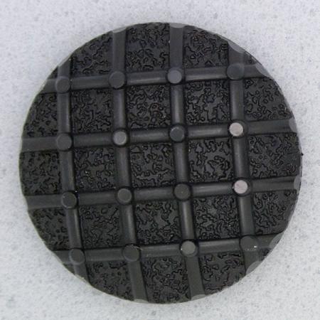 Ref000006 Botón Redondo en color negro