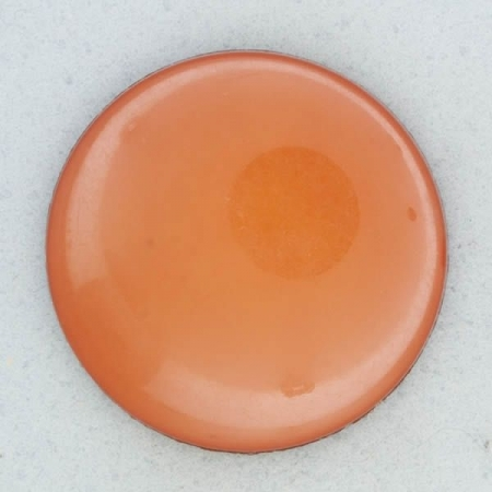 Ref002003 Botón Redondo en colores marron y naranja