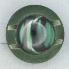 Ref002042 Botón Redondo en color verde