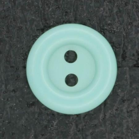 Ref002059 Botón Redondo en colores celeste y turquesa