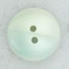 Ref002112 Botón Redondo en colores celeste y beige