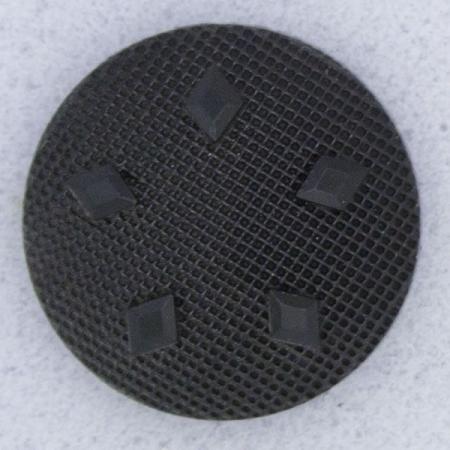 Ref000008 Botón Redondo en color negro