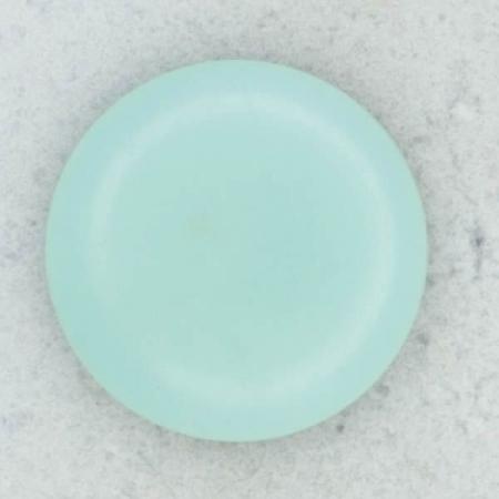 Ref002135 Botón Redondo en color turquesa