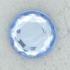 Ref002141 Botón Redondo en colores celeste y azul