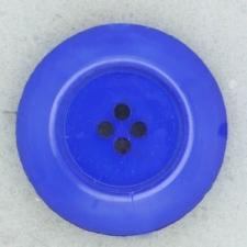 Ref002150 Botón Redondo en color azul