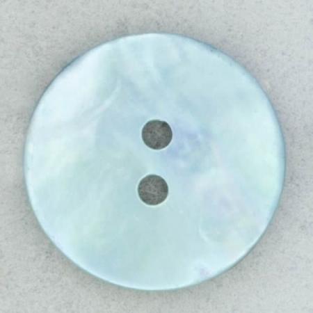 Ref002154 Botón Redondo en colores azul y celeste y turquesa