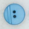 Ref002164 Botón Redondo en colores azul y turquesa