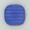 Ref002185 Botón Cuadrado en color azul
