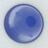 Ref002200 Botón Redondo en colores azul y azul marino