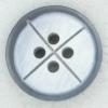 Ref002209 Botón Redondo en colores azul marino y gris