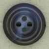 Ref002224 Botón Redondo en color azul marino