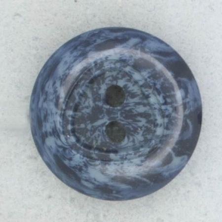 Ref002239 Botón Redondo en color azul marino