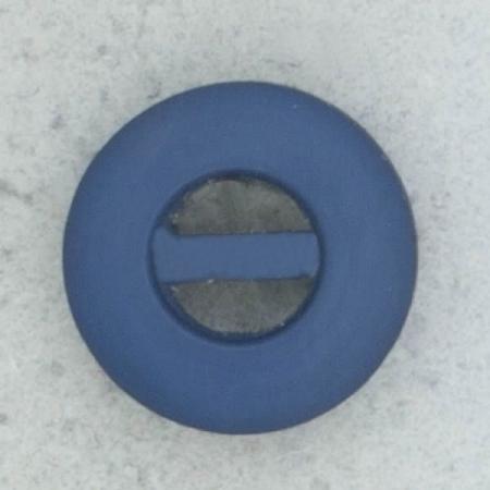 Ref002243 Botón Redondo en color azul