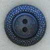 Ref002244 Botón Redondo en color azul marino