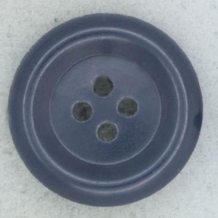 Ref002247 Botón Redondo en color azul marino