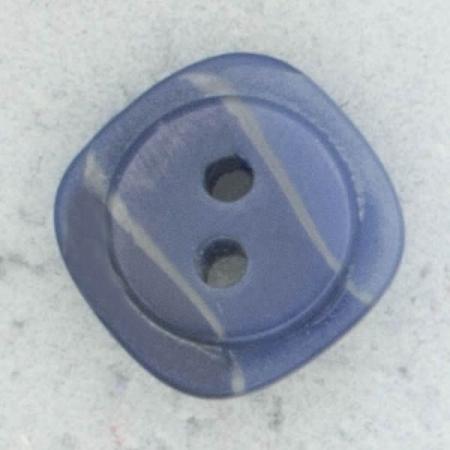 Ref002252 Botón cuadrado en color azul marino