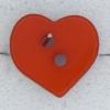 Ref000221 Botón Formas en color rojo
