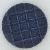 Ref002259 Botón Redondo en color azul marino