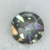 Ref002262 Botón Redondo en colores negro y  azul marino