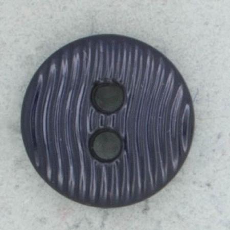 Ref002273 Botón Redondo en color azul marino