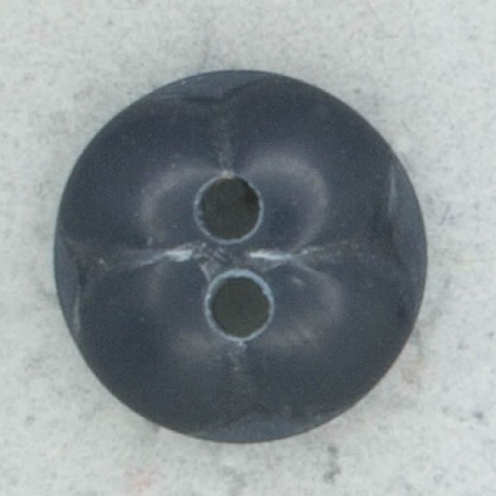 Ref002274 Botón Redondo en color azul marino