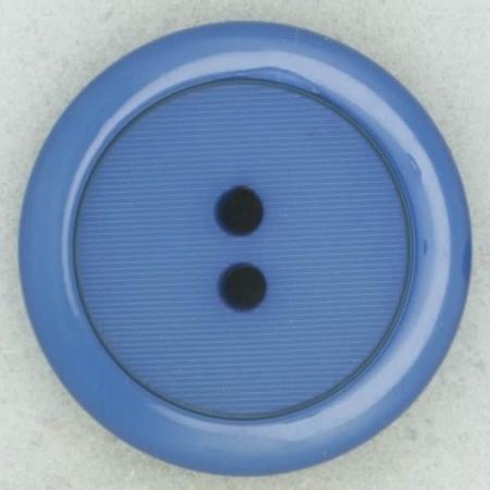 Ref002280 Botón Redondo en color azul