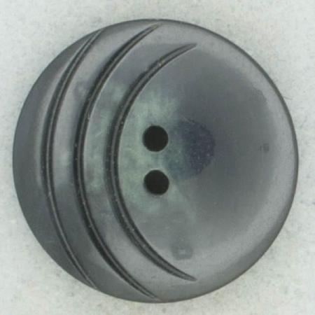 Ref002284 Botón Redondo en colores negro y  verde