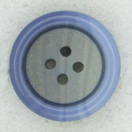 Ref002287 Botón Redondo en color azul