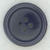Ref002300 Botón Redondo en color azul marino