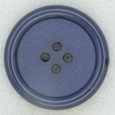 Ref002310 Botón Redondo en color azul marino