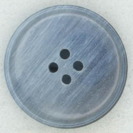 Ref002315 Botón Redondo en color azul