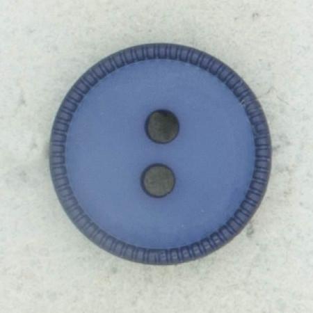 Ref002323 Botón Redondo en color azul