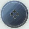 Ref002364 Botón Redondo en color azul marino