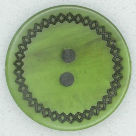 Ref002372 Botón Redondo en color verde