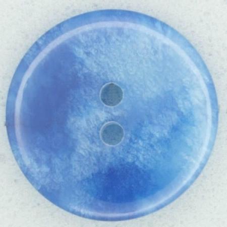 Ref002381 Botón Redondo en color azul