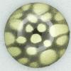 Ref002383 Botón Redondo en colores dorado y  negro