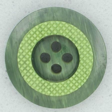 Ref002390 Botón Redondo en color verde