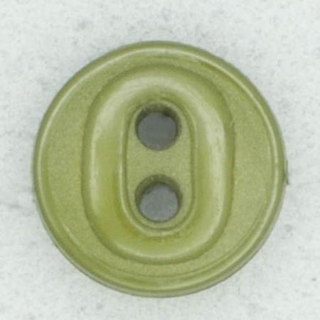 Ref002395 Botón Redondo en color verde
