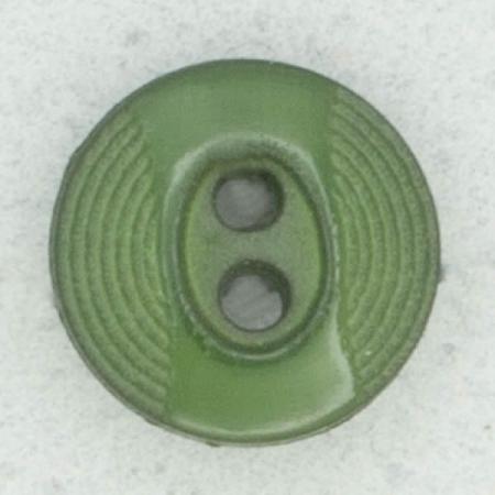 Ref002396 Botón Redondo en color verde