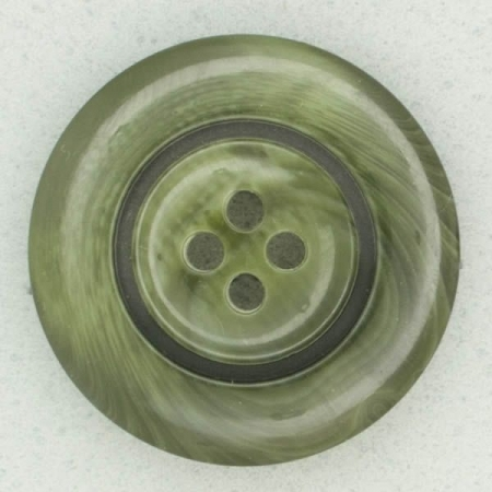 Ref002411 Botón Redondo en color verde