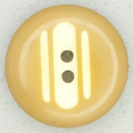Ref002414 Botón Redondo en colores marron y  beige