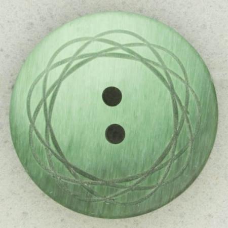 Ref002453 Botón Redondo en color verde