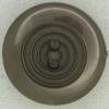 Ref002466 Botón Redondo en color verde