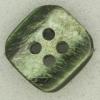 Ref002621 Botón Cuadrado en color verde