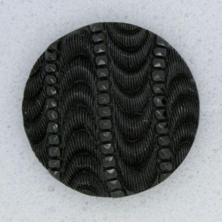 Ref000013 Botón Redondo en color negro