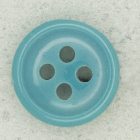 Ref002627 Botón Redondo en color verde
