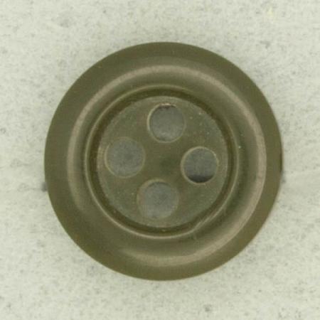 Ref002636 Botón Redondo en color verde