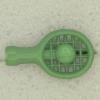 Ref002653 Botón Formas en color verde